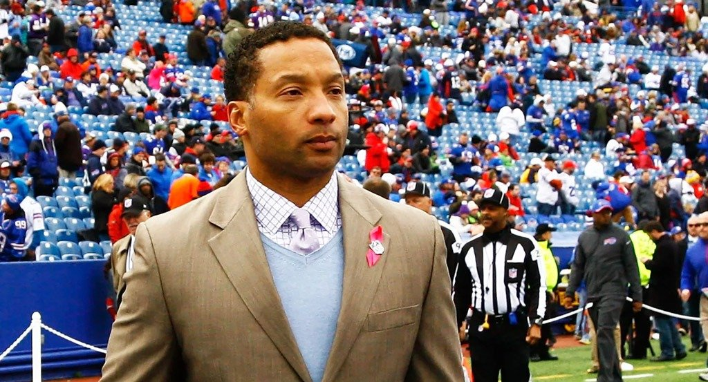 Ex-Bills GM Doug Whaley as SVP of football operations