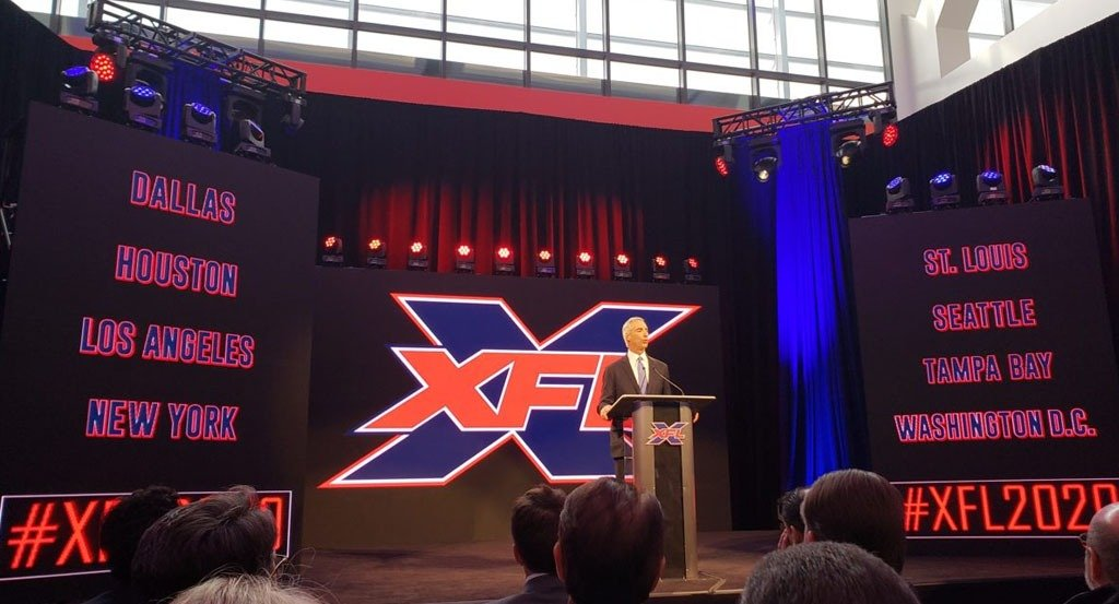 Why the XFL was smart to put teams in current NFL markets