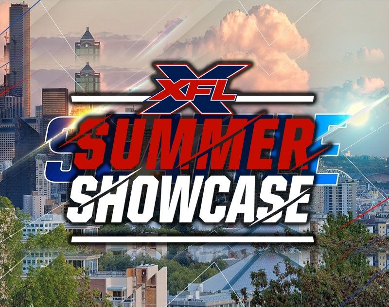 Win a chance to attend XFL Summer Showcase in Seattle