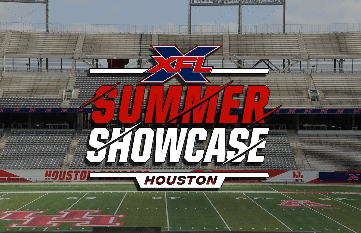 Three AAF players announced for Houston's Summer Showcase