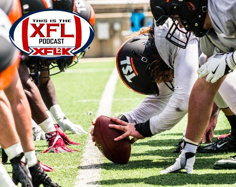 This Is The XFL Podcast | Ep. 30: The Spring League and ICYMI