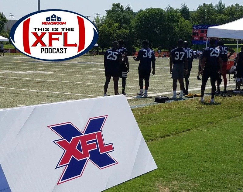 This Is The XFL Podcast | Ep. 31: The Last of the Showcases