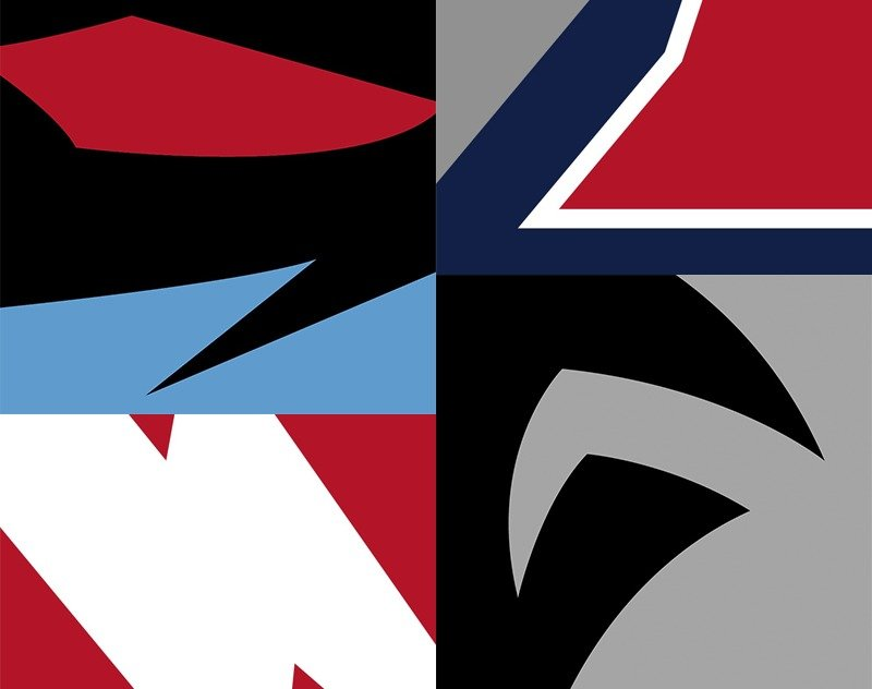 XFL Team Identities, The First Four Clues