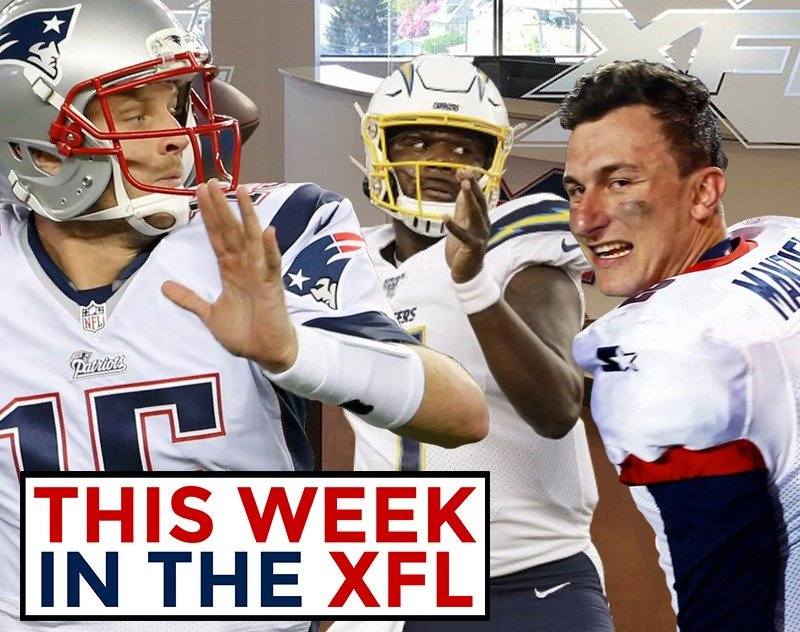This Week in the XFL | Seating Options, QB Roundup and more