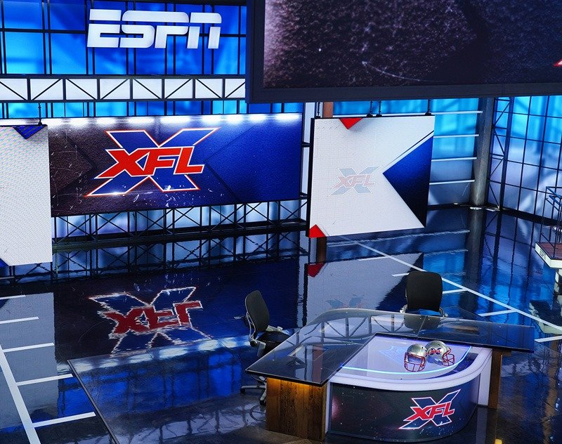 ESPN obtains XFL streaming rights for Europe, Middle East & Africa