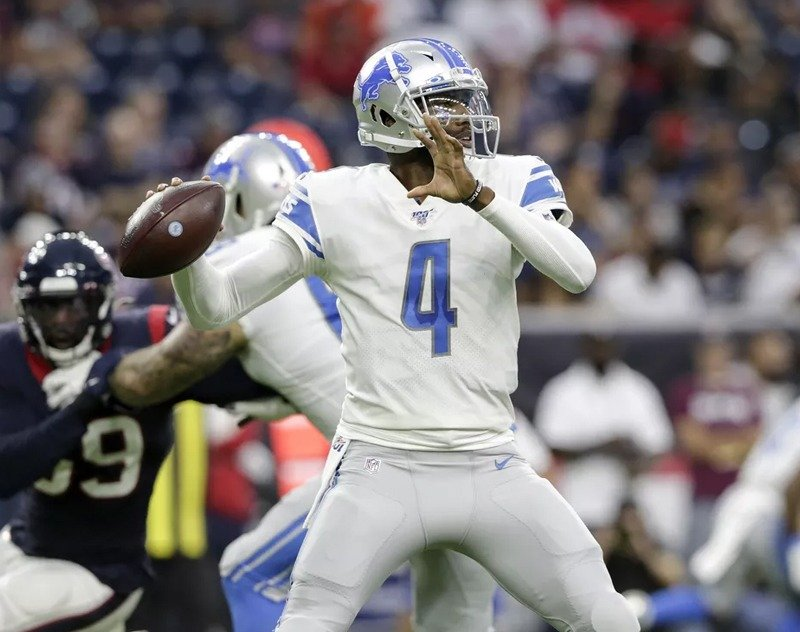 Detroit Lions blocked from signing Josh Johnson by XFL