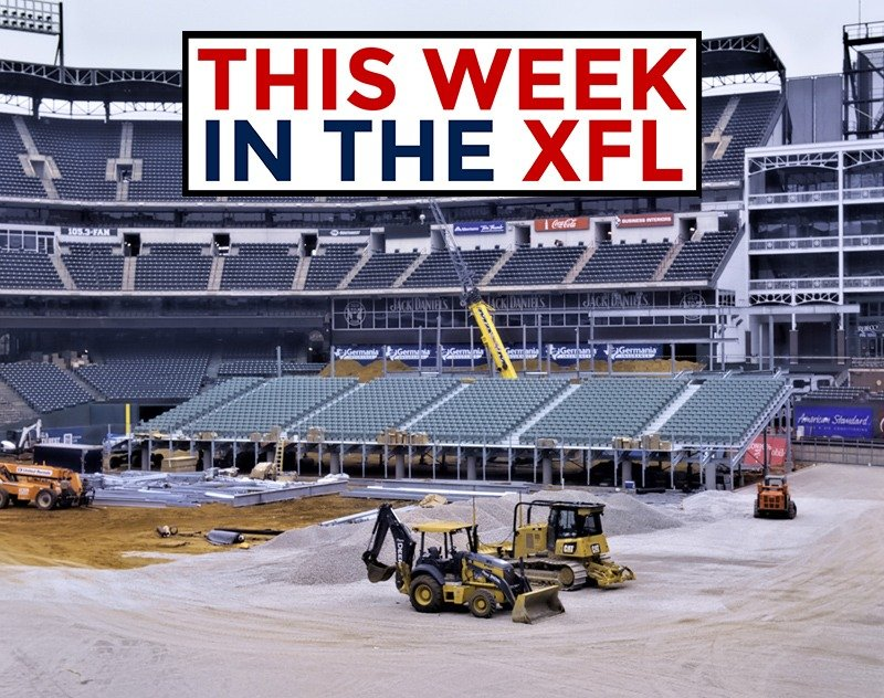 This Week in the XFL | Globe Life Progress, Roster Moves, Channel Update and more...