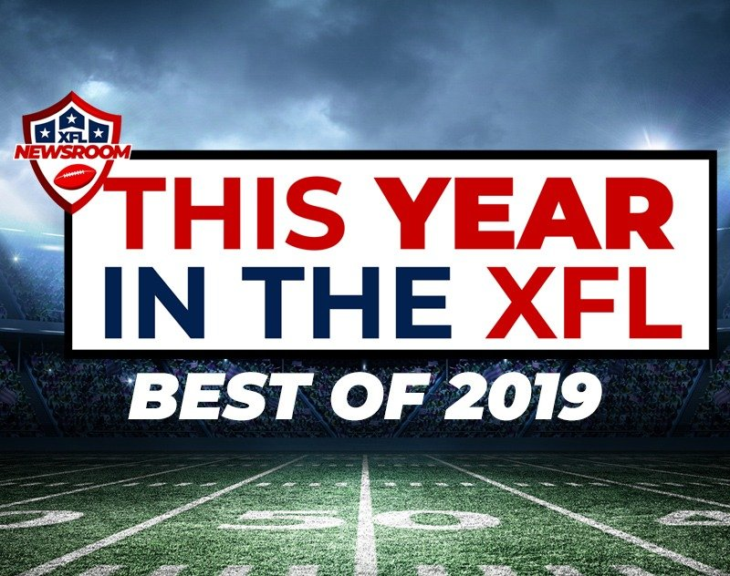 This Year in the XFL | Best of 2019