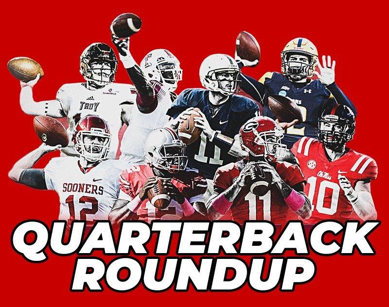 XFL Quarterback Roundup