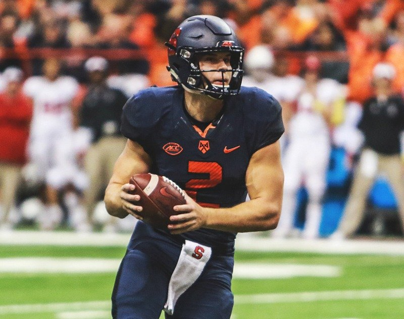 Eric Dungey signs with the Dallas Renegades