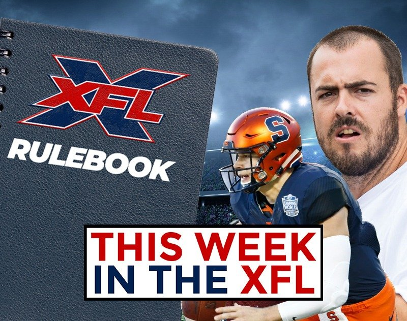 This Week in the XFL | Rules Explained, Landry Jones Injured and more...