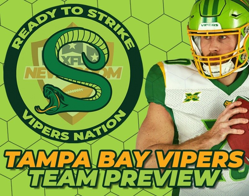 Vipers Nation: Tampa Bay Vipers Team Preview