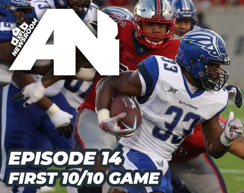 AmericanNoise Episode 14 | First 10/10 XFL Game