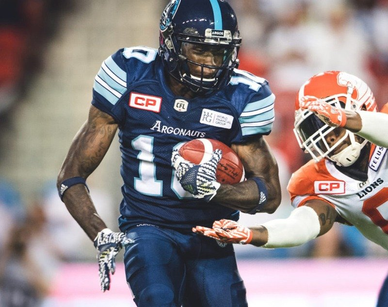 CFL's Armanti Edwards Signs with the XFL