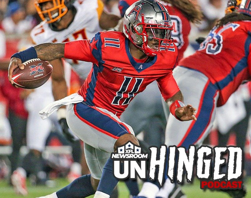 XFL UNHINGED   Week 1 Recap and Impressions
