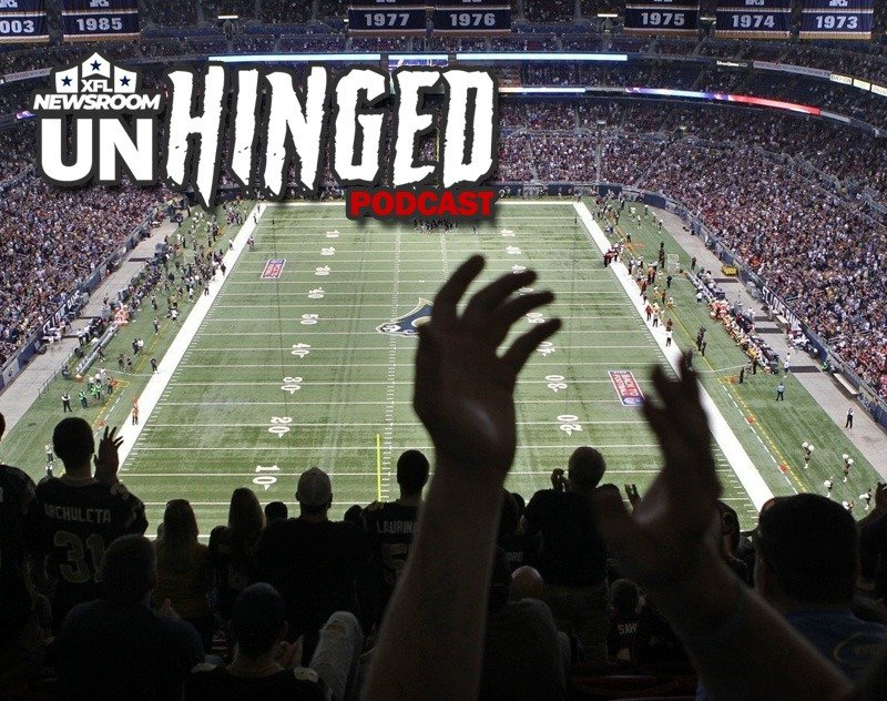 XFL UNHINGED   Dome is a Rocking