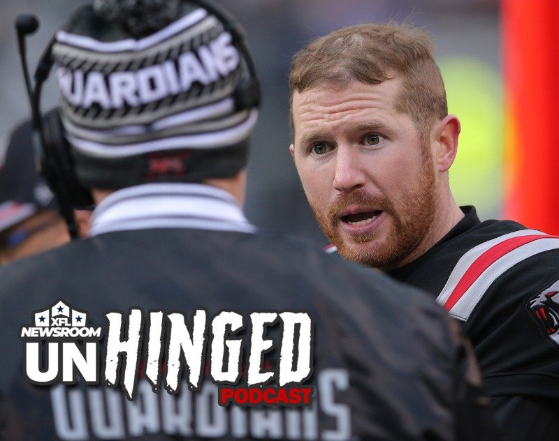 """XFL UNHINGED 