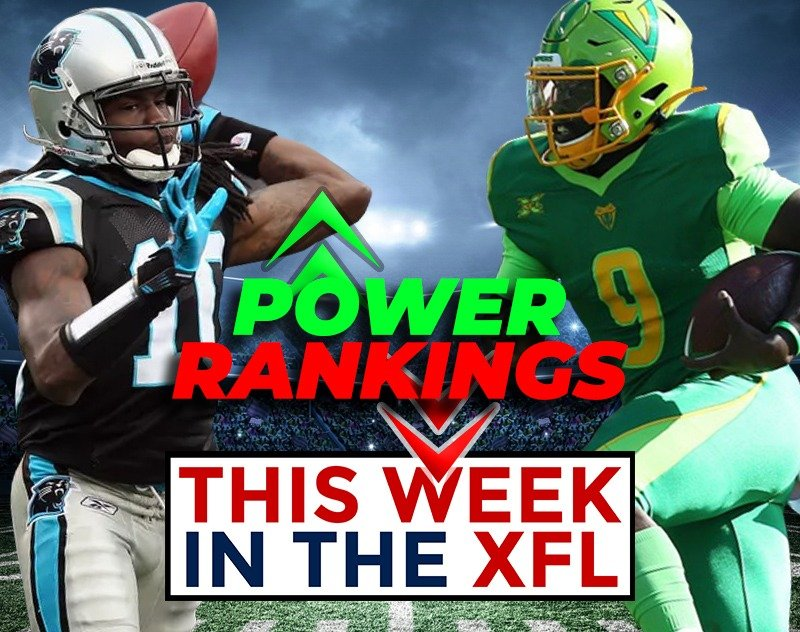 This Week in the XFL | Quinton Flowers, Recap, Preview and Rankings