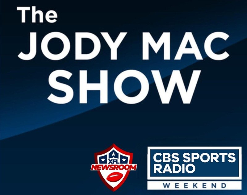 Xfl Newsroom Joins The Jody Mac Show On Cbs Sports Radio