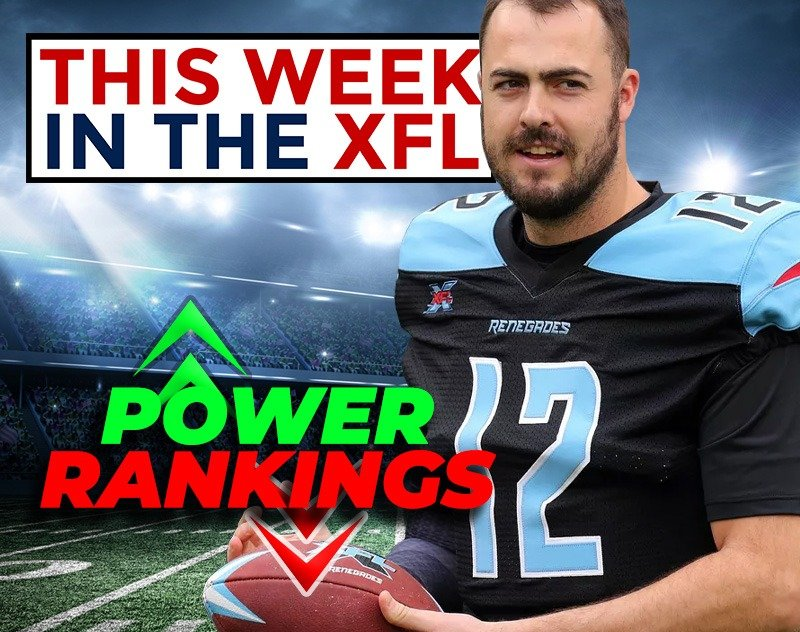 This Week in the XFL | Quinton Flowers, Landry Jones and more...