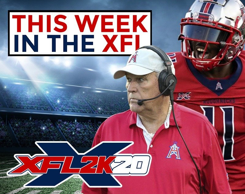 This Week in the XFL | The Show Must Go On!