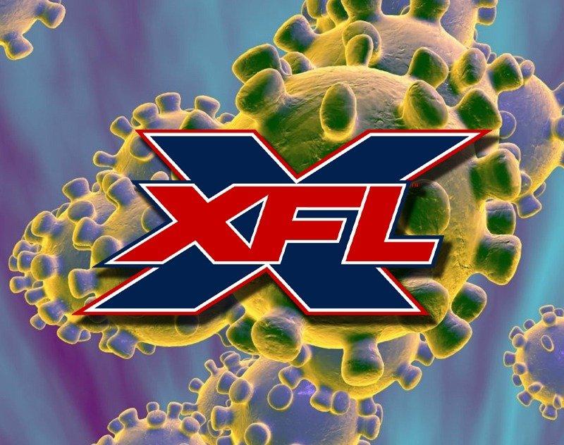 XFL Suspends Season Due to Coronavirus