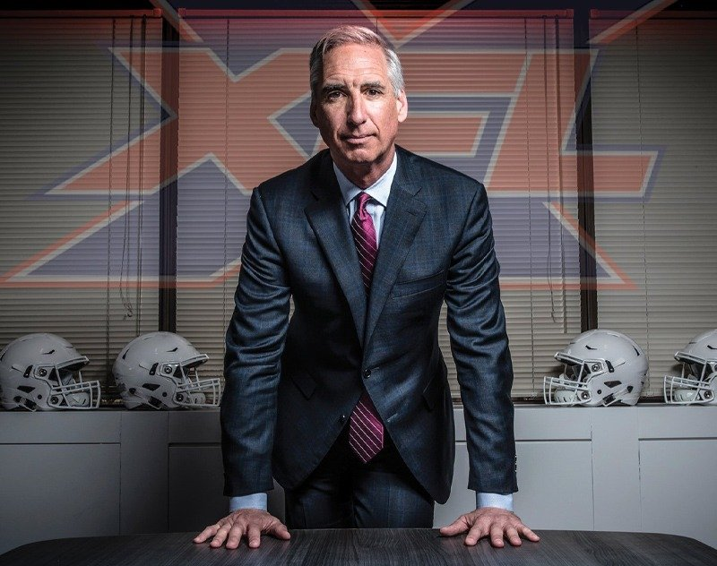 Oliver Luck Sues Vince McMahon for Wrongful Termination