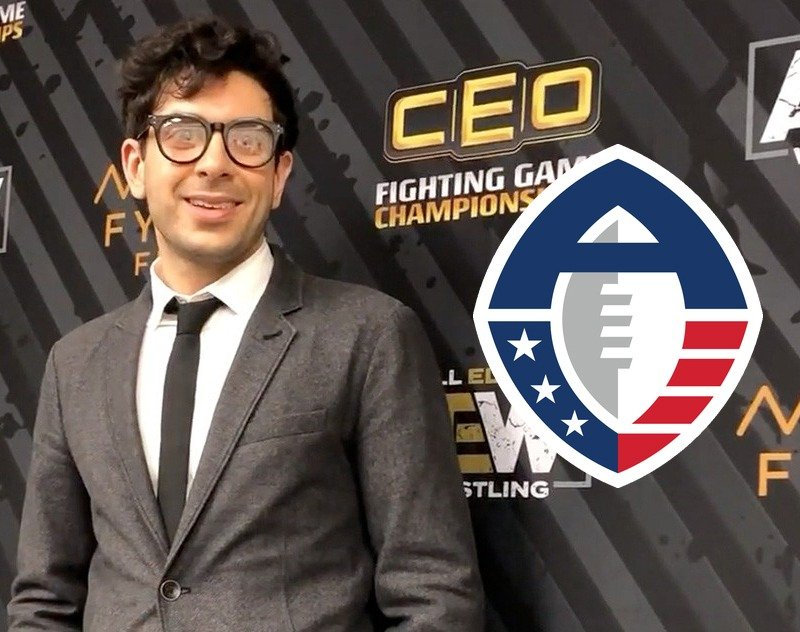 Tony Khan Reviving AAF to Compete Against XFL