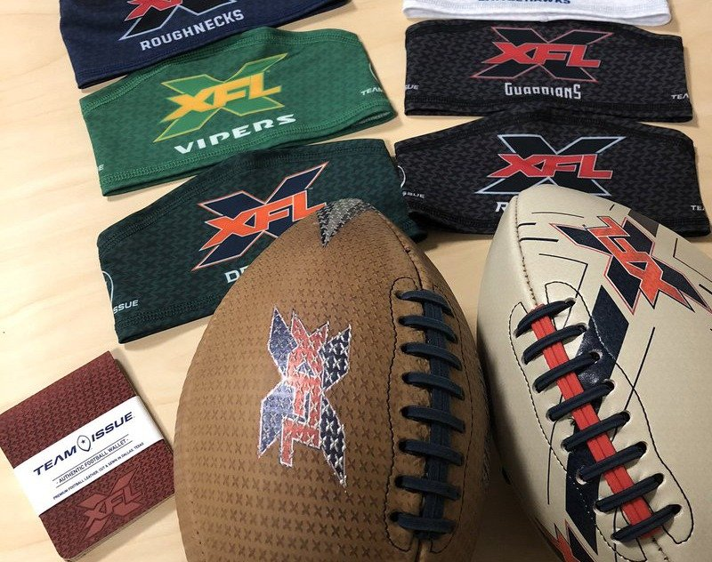 r/XFL Holding Massive Giveaway with RARE XFL Prototypes