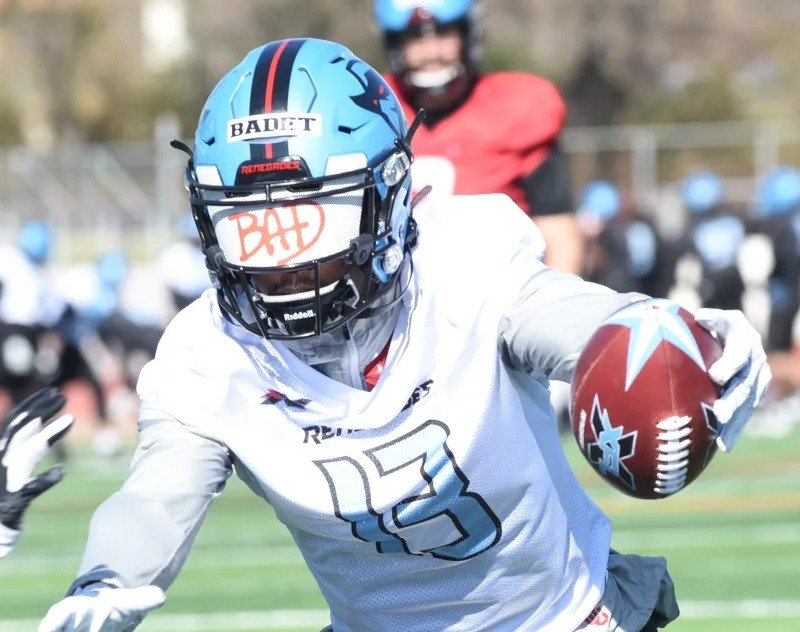 Jeff Badet and Austin Proehl Attend Chicago Bears Tryout