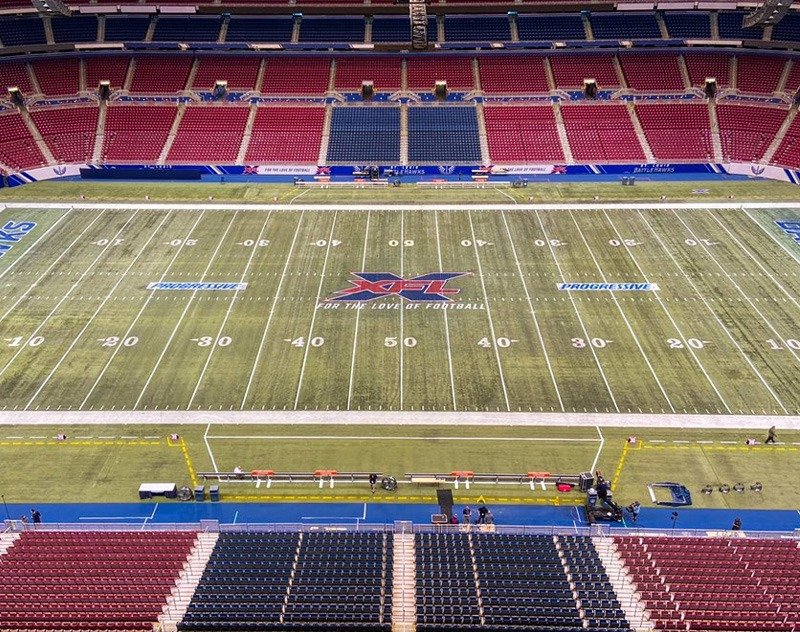 How I'd Setup an XFL Bubble in the City of St. Louis