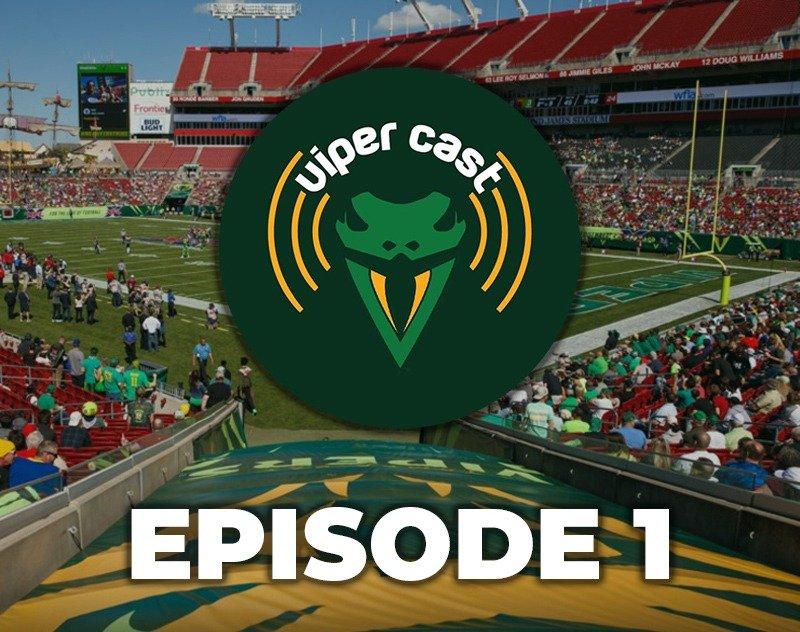 Viper Cast - Episode 1