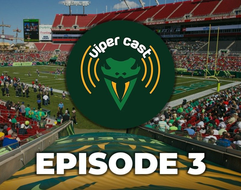 Viper Cast - Episode 3 | Tampa Bay Vipers Podcast