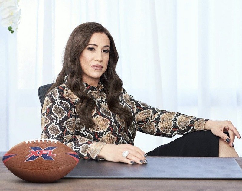 Dany Garcia Tore Her Calf Muscle While Celebrating XFL Purchase