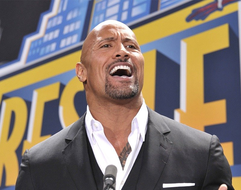 Dwayne 'The Rock' Johnson Influence's World Lexicon — Jabroni Added to Dictionary