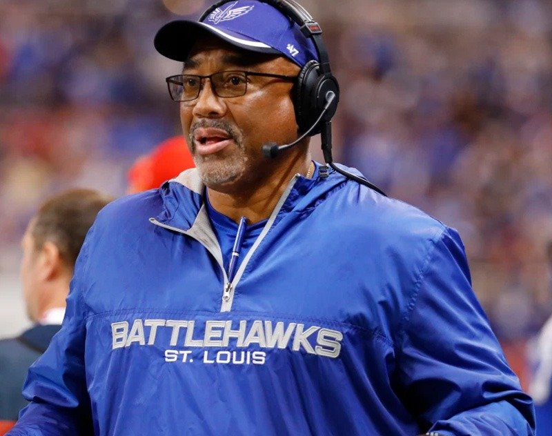 Former BattleHawks Coach Jonathon Hayes Interviews for Vanderbilt job