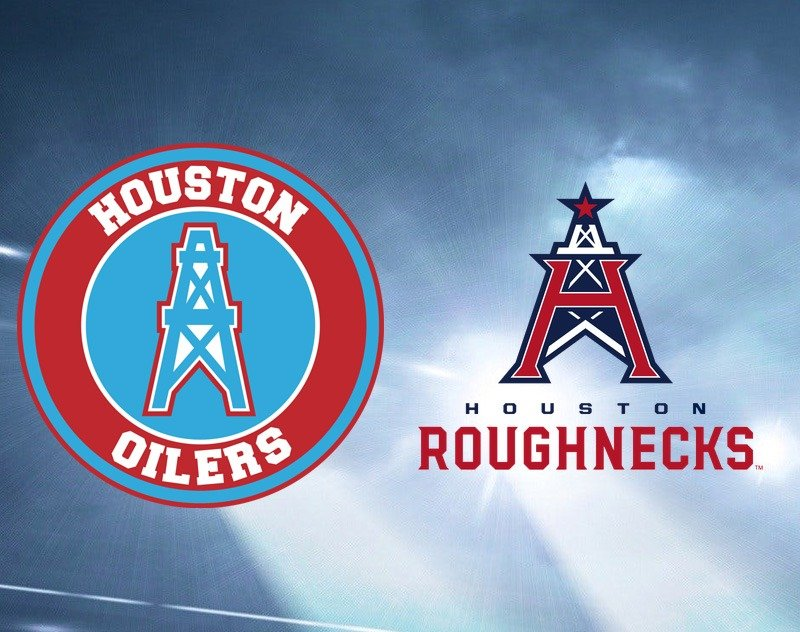 NFL Opposes Trademark Application for Houston Roughnecks Logo