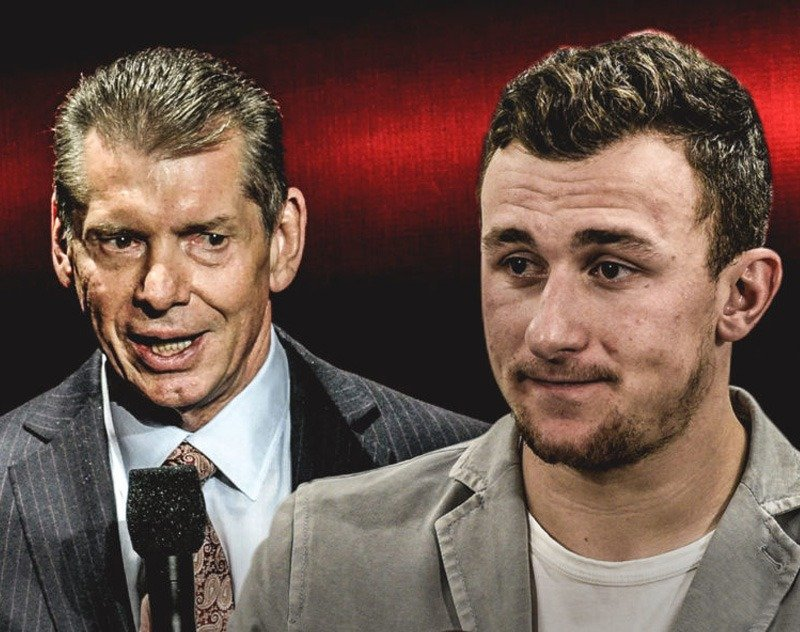 Released Text Messages Show Vince McMahon Refused to Allow Johnny Manziel in the XFL