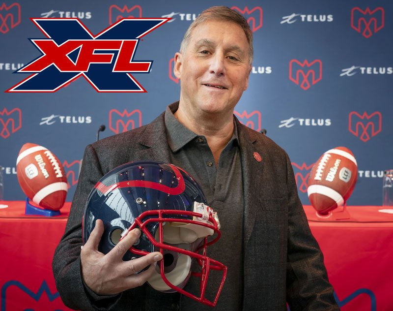 Montreal Alouettes Co-Owner Gary Stern on CFL/XFL Talks