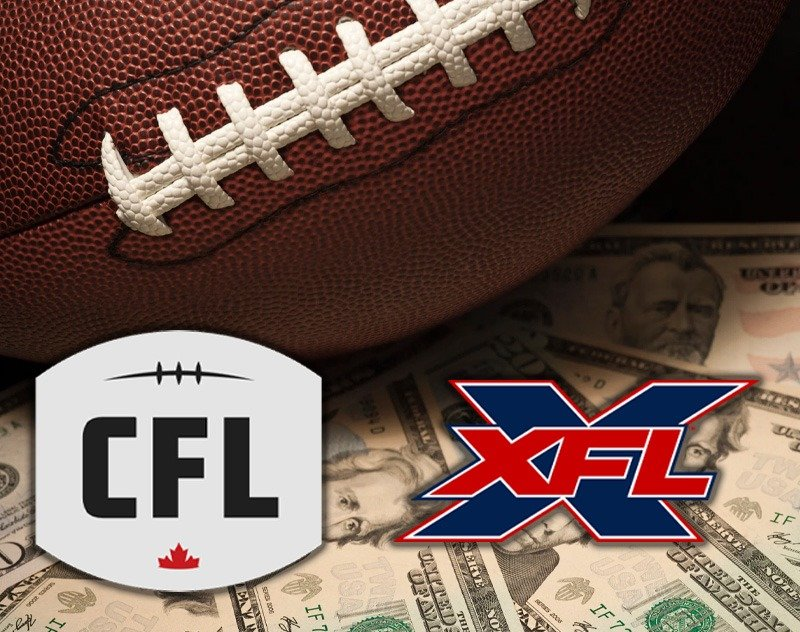 XFL/CFL Merger Worth as Much as $100M According to Media Rights Expert