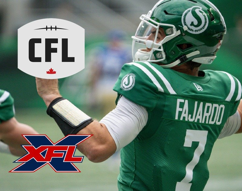 Roughriders QB Cody Fajardo Thinks XFL Merger Could 'Dilute' CFL