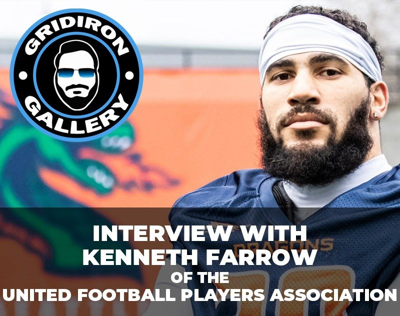 Interview with Kenneth Farrow of the United Football Players Association
