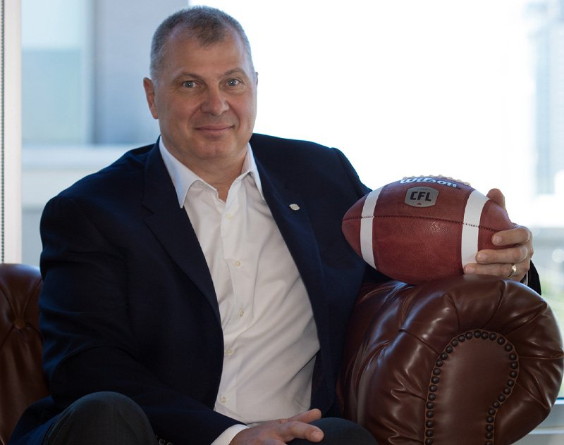 CFL Commissioner Randy Ambrosie Discusses XFL Collaboration