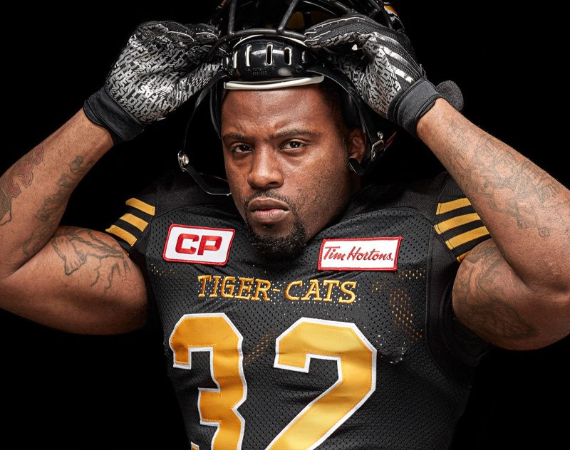 C.J. Gable Signs One-Day Contract with Ti-Cats, Announces Retirement from the CFL