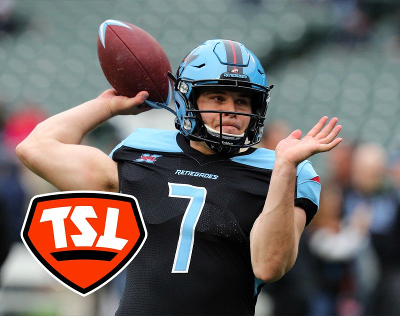 Former Dallas Renegades QB Eric Dungey to Join The Spring League Blues