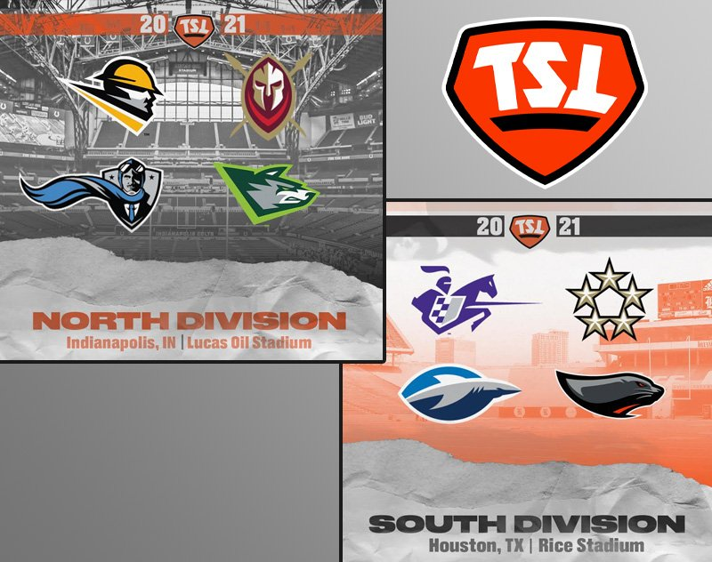 The Spring League Announces North & South Divisions