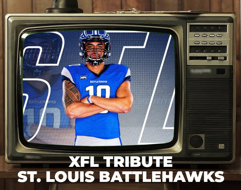 XFL Tribute: St. Louis BattleHawks | XFL Newsroom