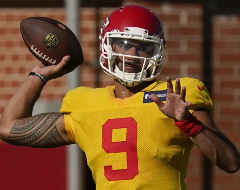 Kansas City Chiefs Cut Former St. Louis BattleHawks QB Jordan Ta'amu