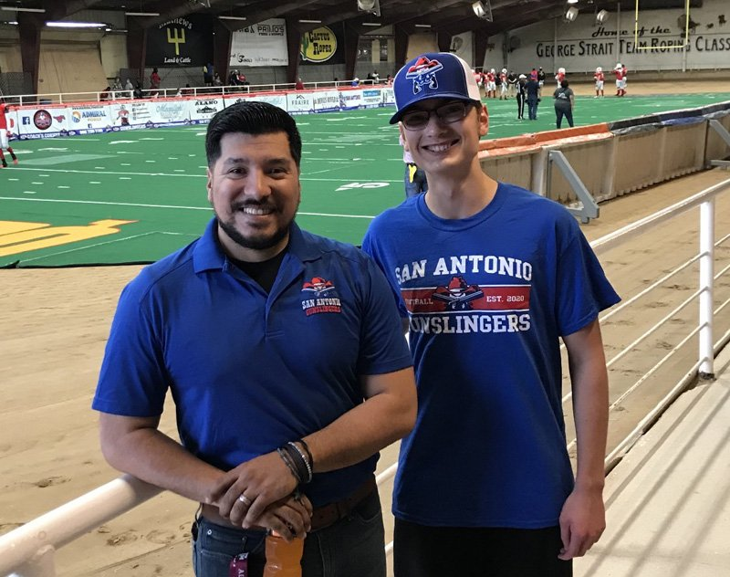 My Magical American Arena League Experience
