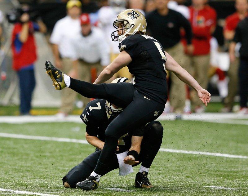 Sea Lions Add Former Super Bowl Champion Garrett Hartley